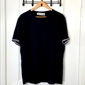 XL Just Junkies Black and White Shirt